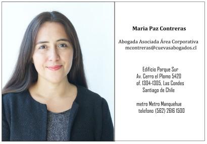 Maria Paz RRSS